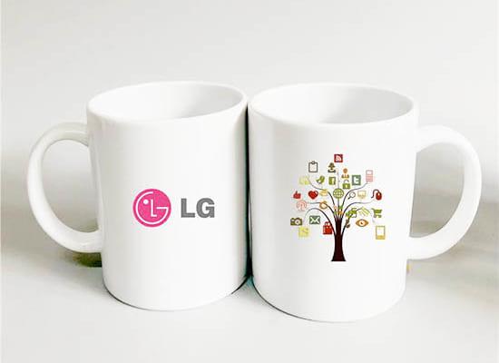 in logo lên ly sứ