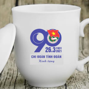 In ly sứ trắng 014